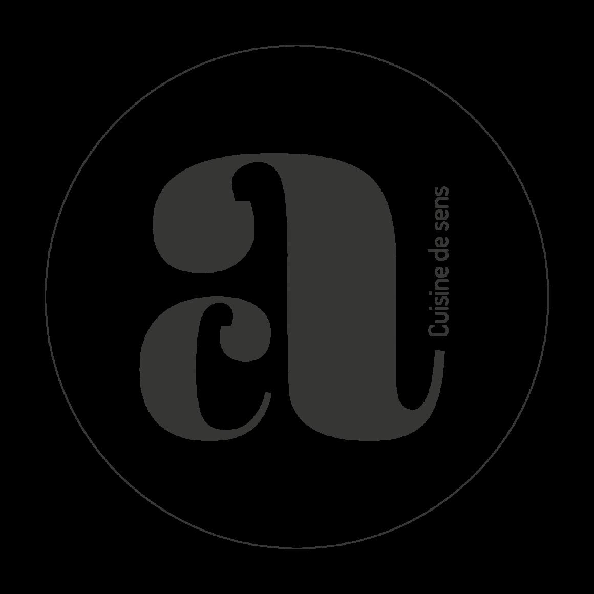 logo gris rond plein 1160x1160 Restaurant A Contre Sens